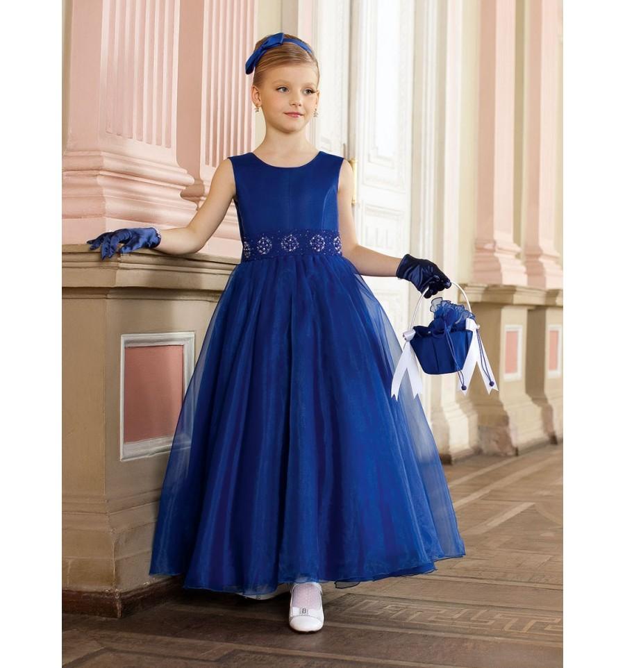 478adae81d4 Красивые детские вечерние платья (46 фото) для девочек