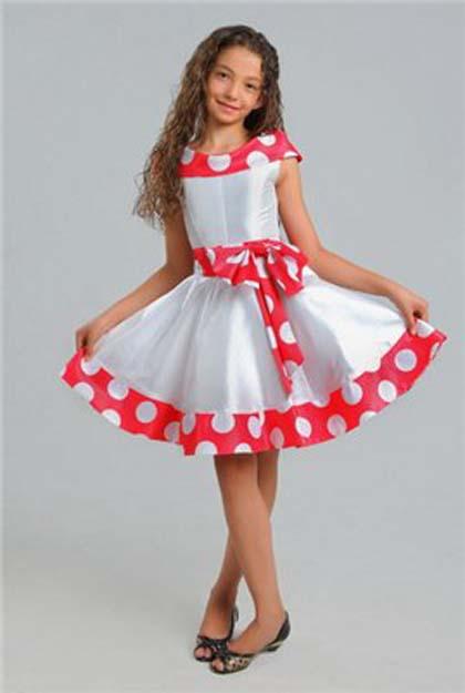 Платья для девочек 9 лет