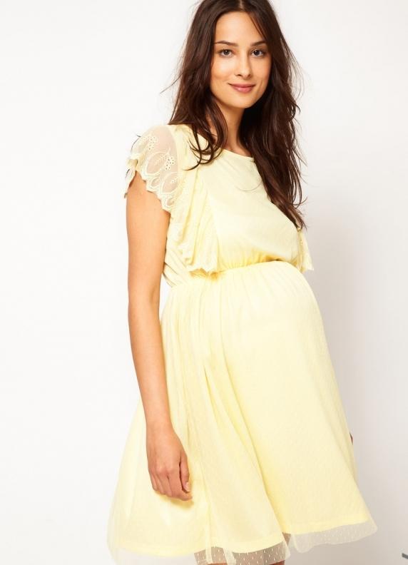 Фото красивые платья на беременных фото 84