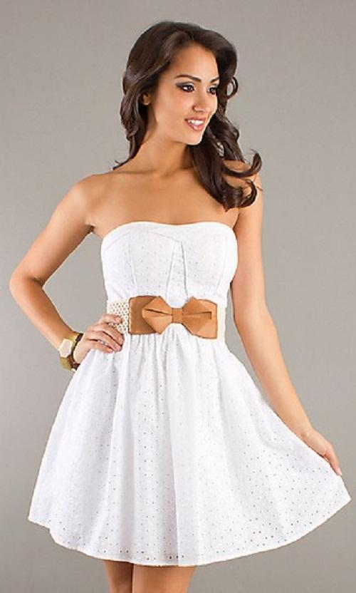 Фото очень красивые короткие платья