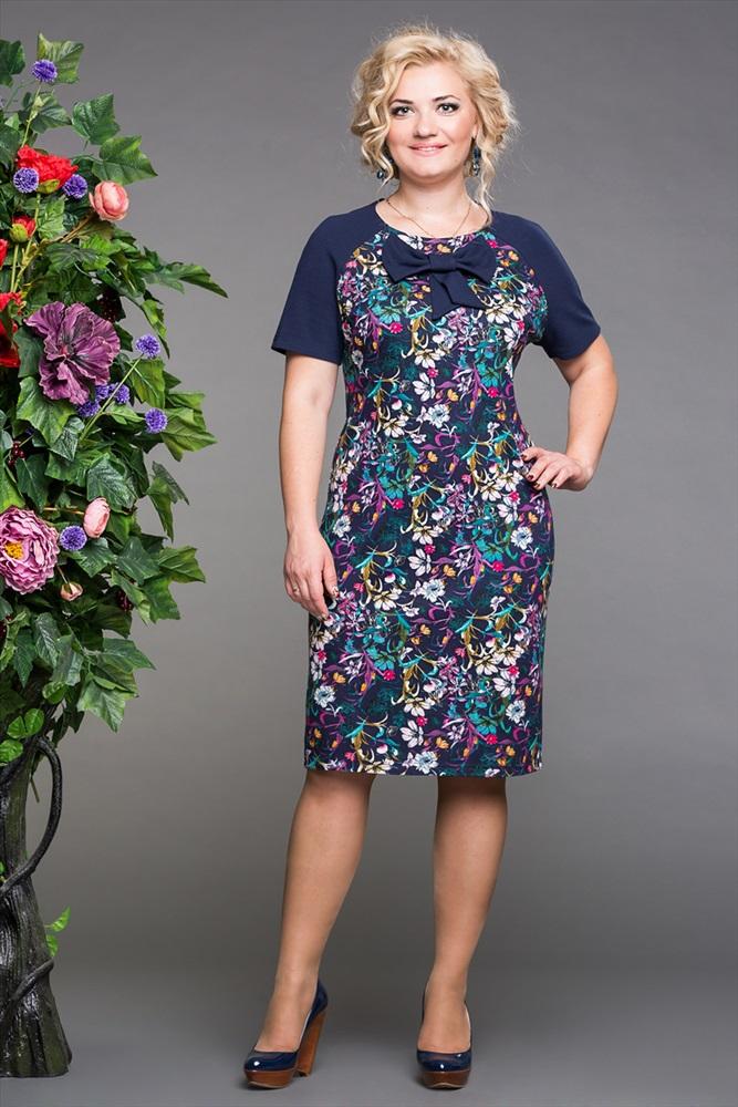 472b2a89824 Летние платья для женщин 50 лет (40 фото)  фасоны и модели