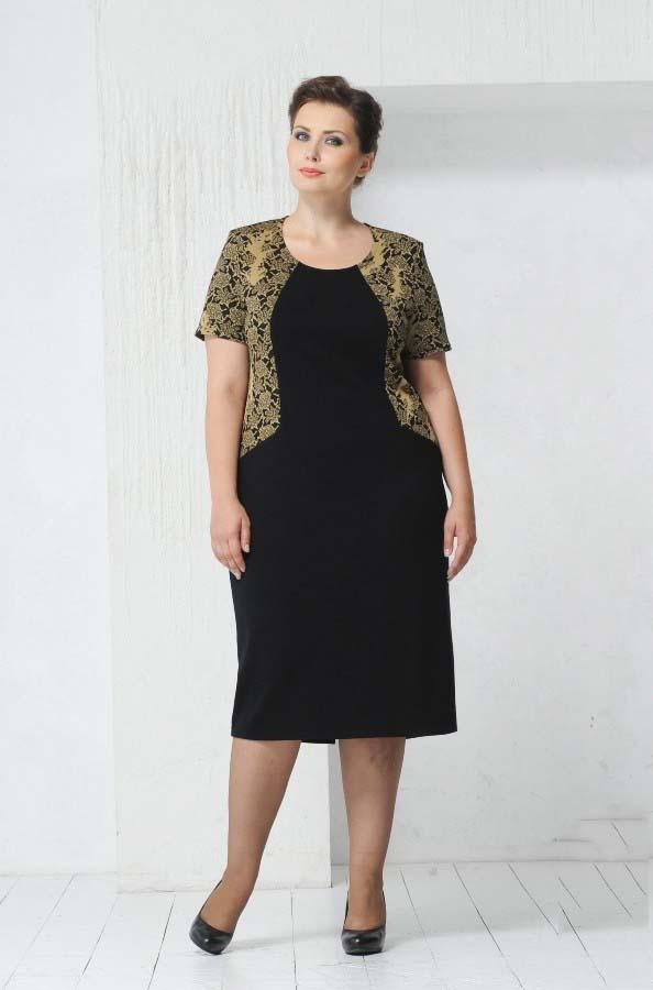 52c744b460d После 50-ти лет чаще обращайте внимание на летние платья в спокойных и  нейтральных тонах