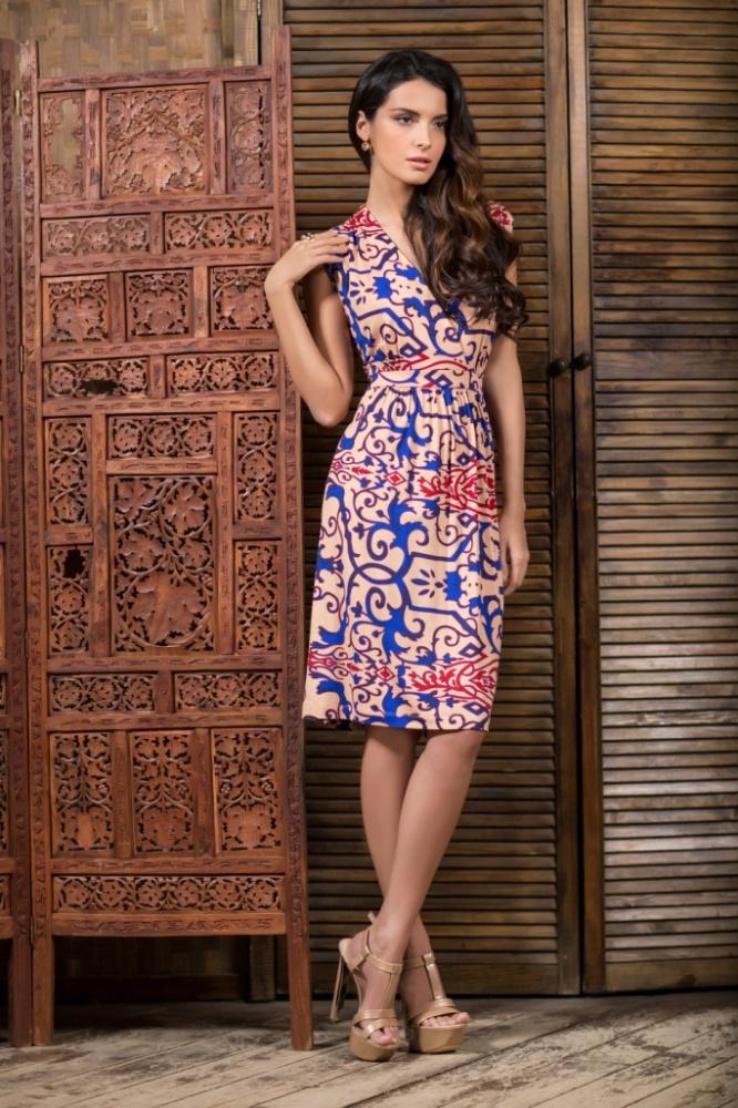 Платья летние вискоза фото