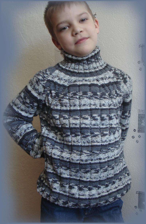 схемы вязание на мальчика 7 лет