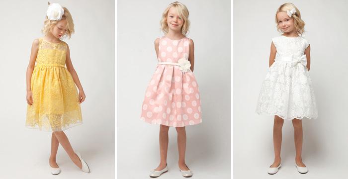 Очень короткие платья на девочках
