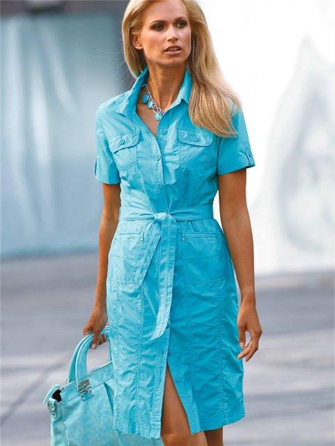 Платье рубашка на пуговицах сшить