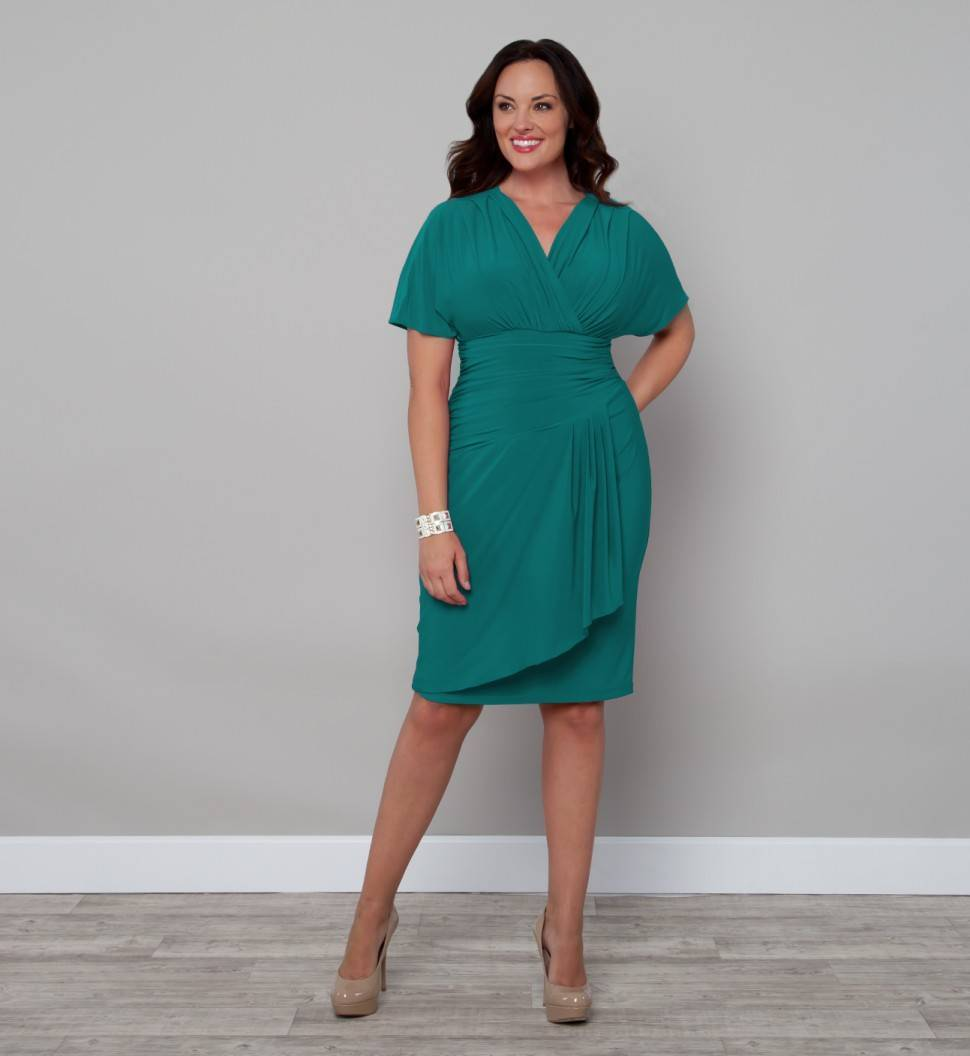 вязаные платья регланом для женщин