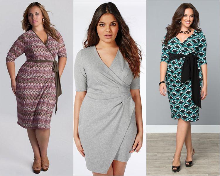 Платье халаты для полных женщин