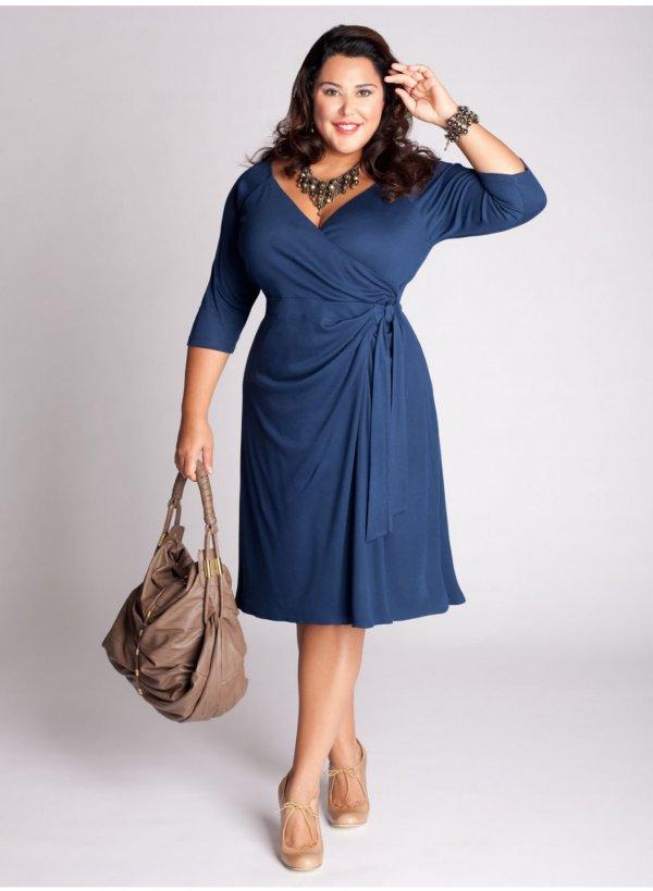 Мода для полных женщин фото выкройки фото 828