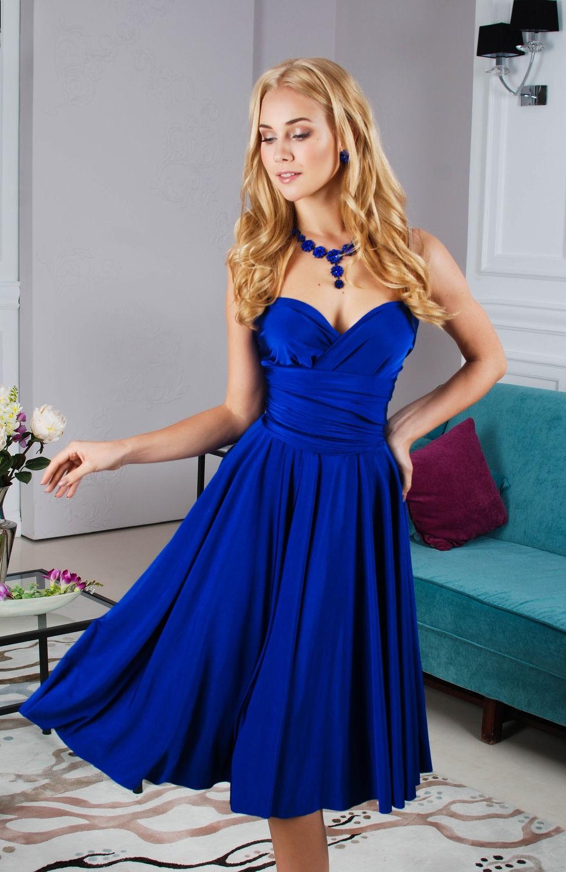 Красивые Платья За Короткое Время