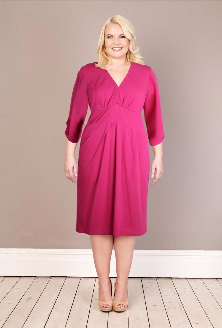 Одежда Для Полных Женщин 50 Лет Фото