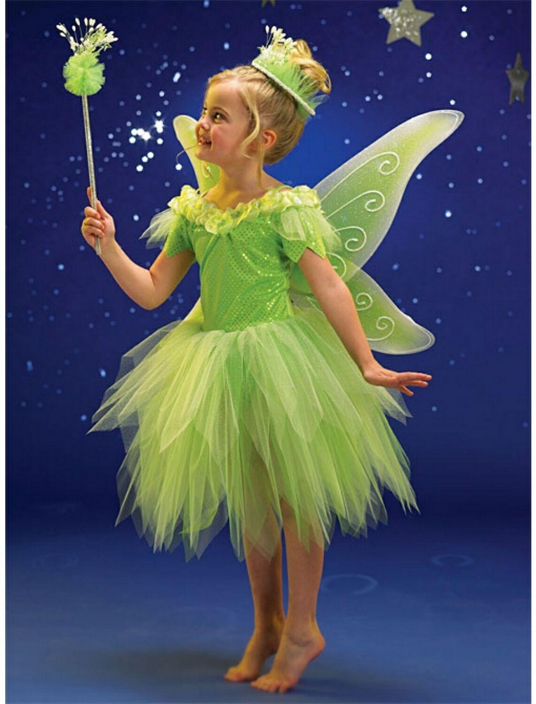 Новогодние костюмы для девочек феи