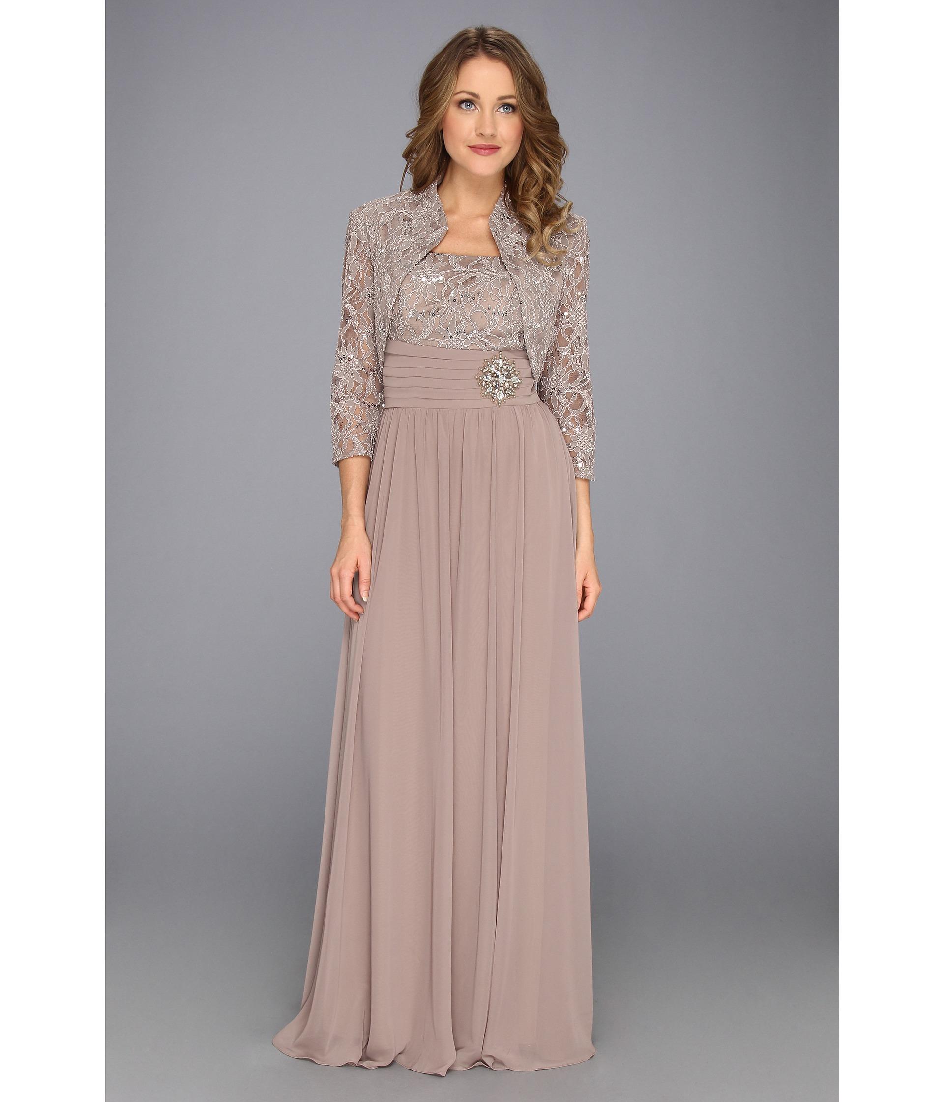 Платья вечерние с болеро