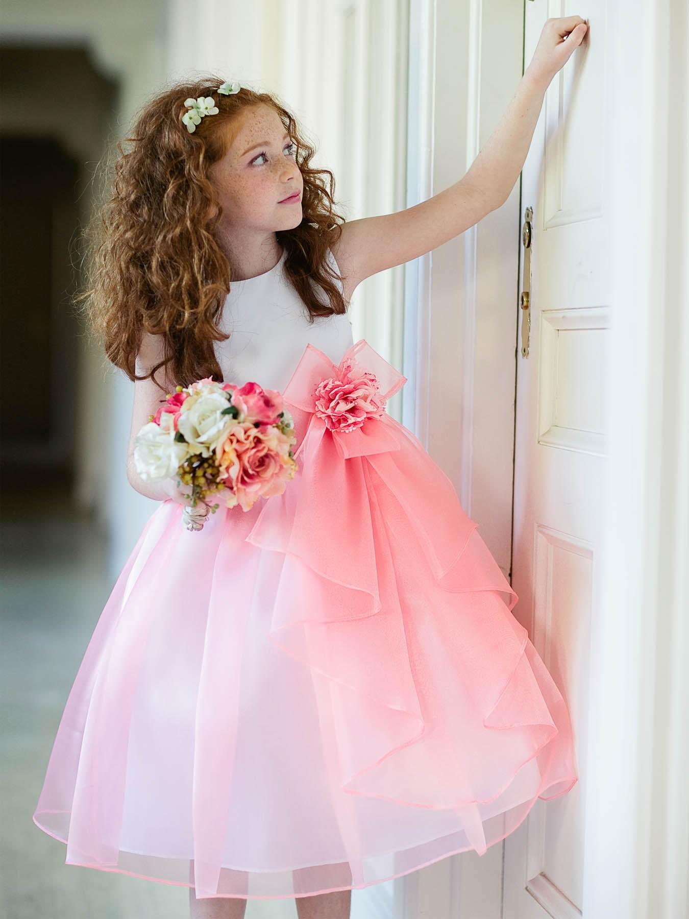 Праздничные платья на девочек