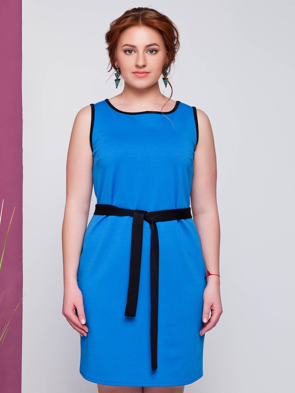53a174bbd8d Подобное платье идеально впишется в деловой образ. Оно допускается как  прямым
