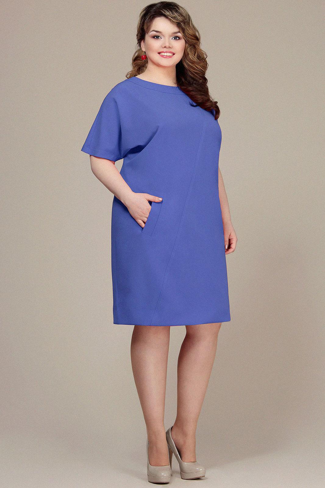Фасон прямого платья для полных женщин 50 лет