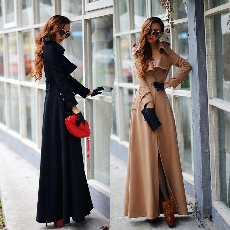 Длинное приталенное пальто женское джинсы dolce gabbana мужские оригинал