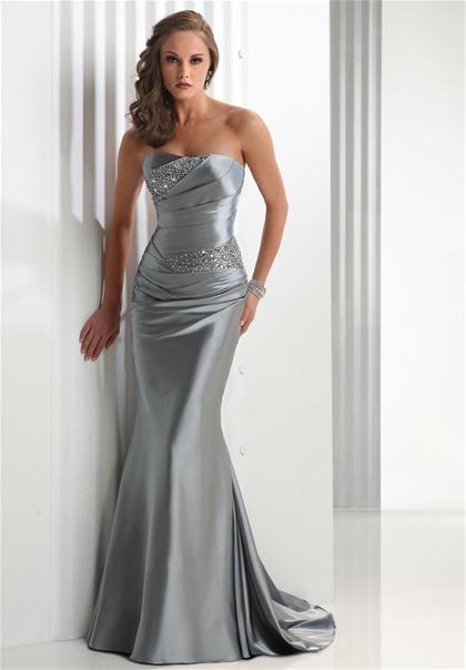 Шикарная вечерние платья с фото
