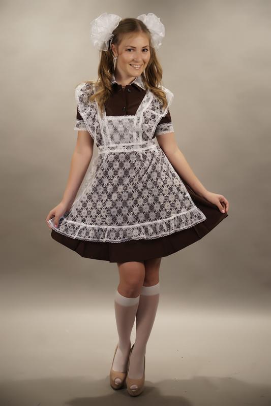 Пошив школьного платья цена