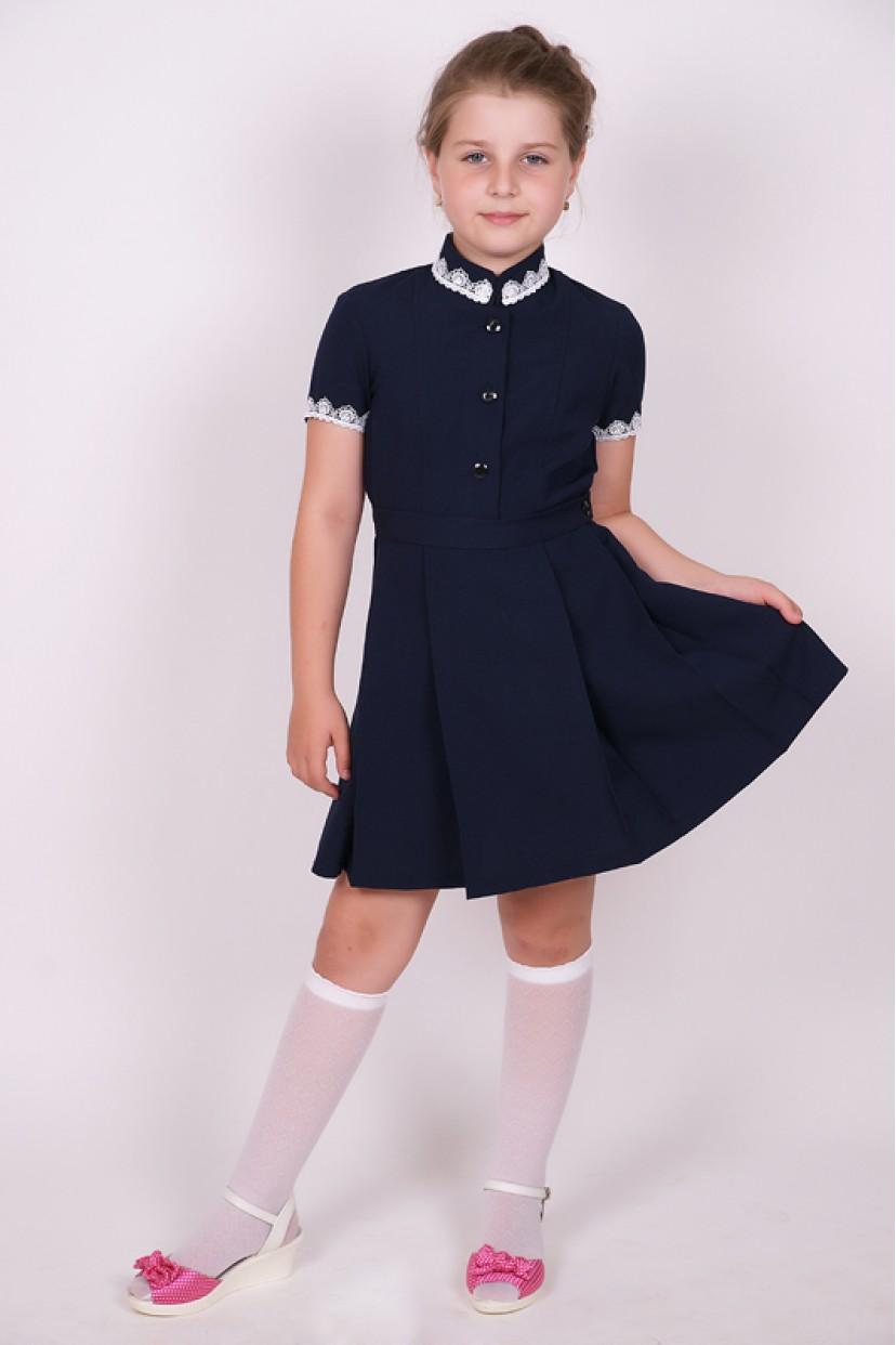 Купить школьное платье для девочки 12 лет