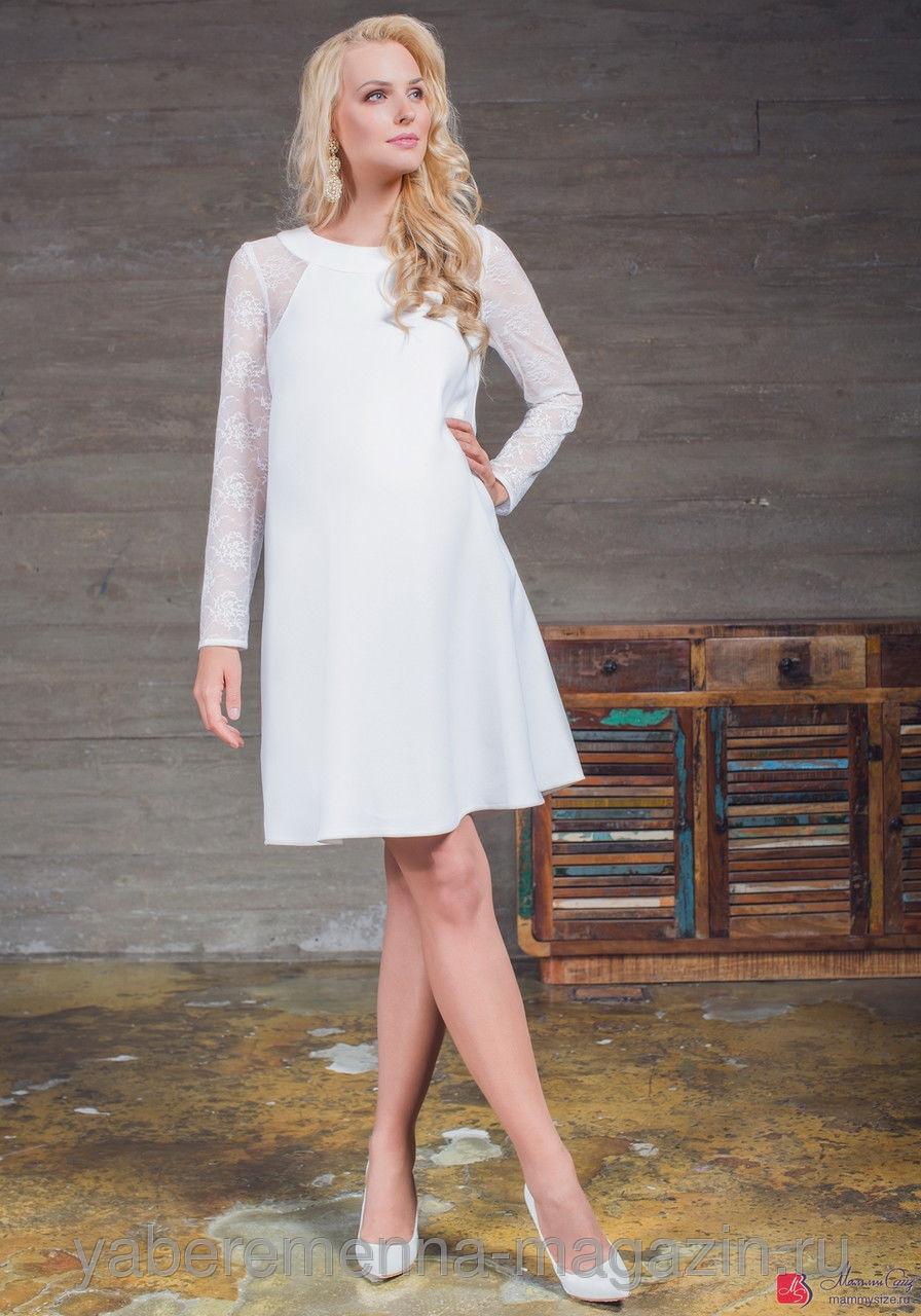 Платье для беременных трапеция фото