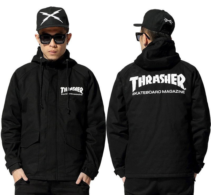 Модные свитшоты Thrasher – 2019