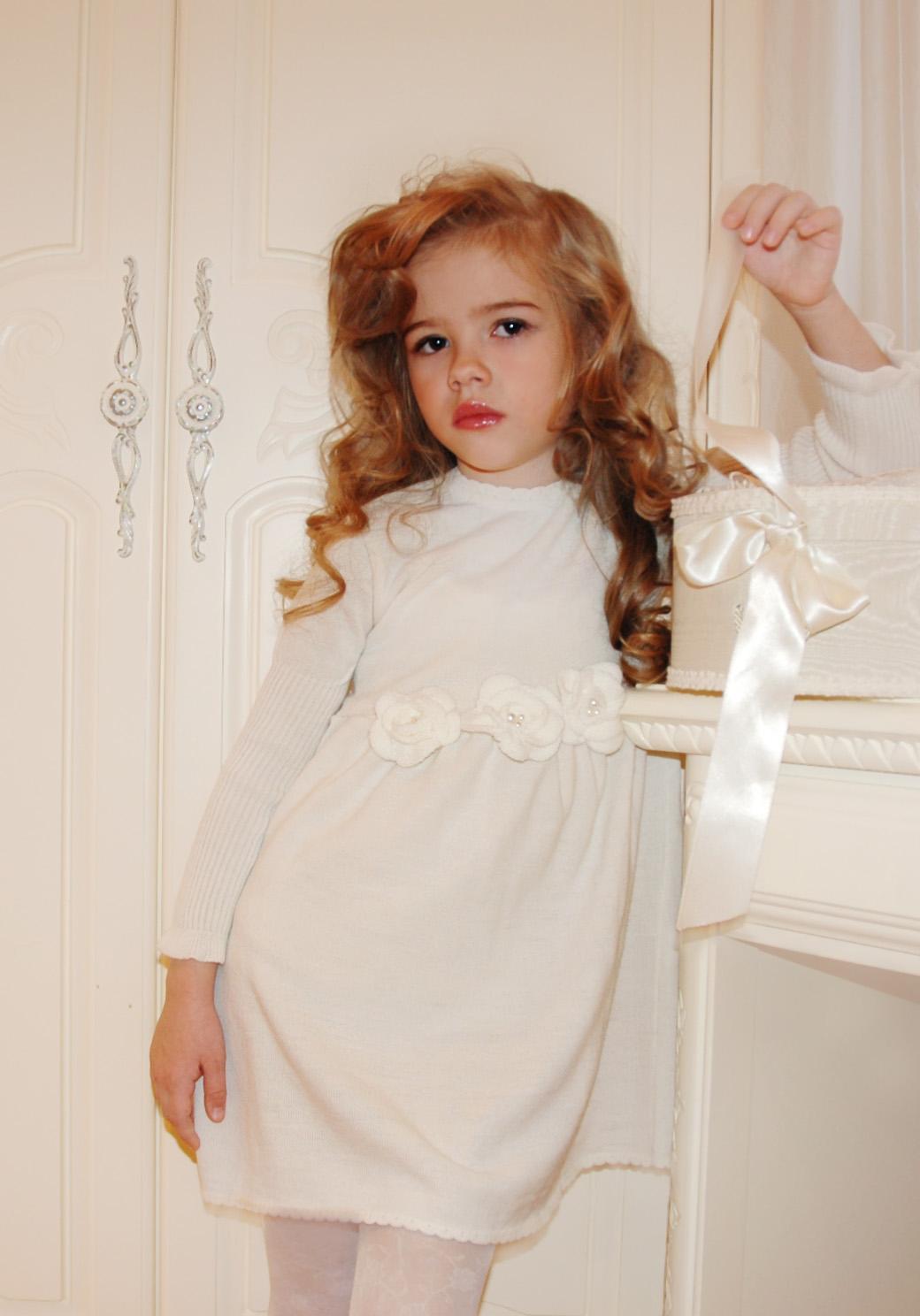 Теплые платья для девочек и подростков (67 фото), зимние ...