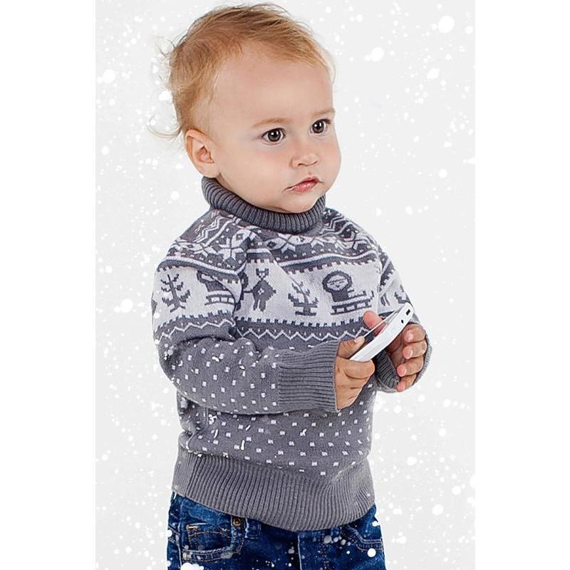 Вязание детской одежды для мальчиков