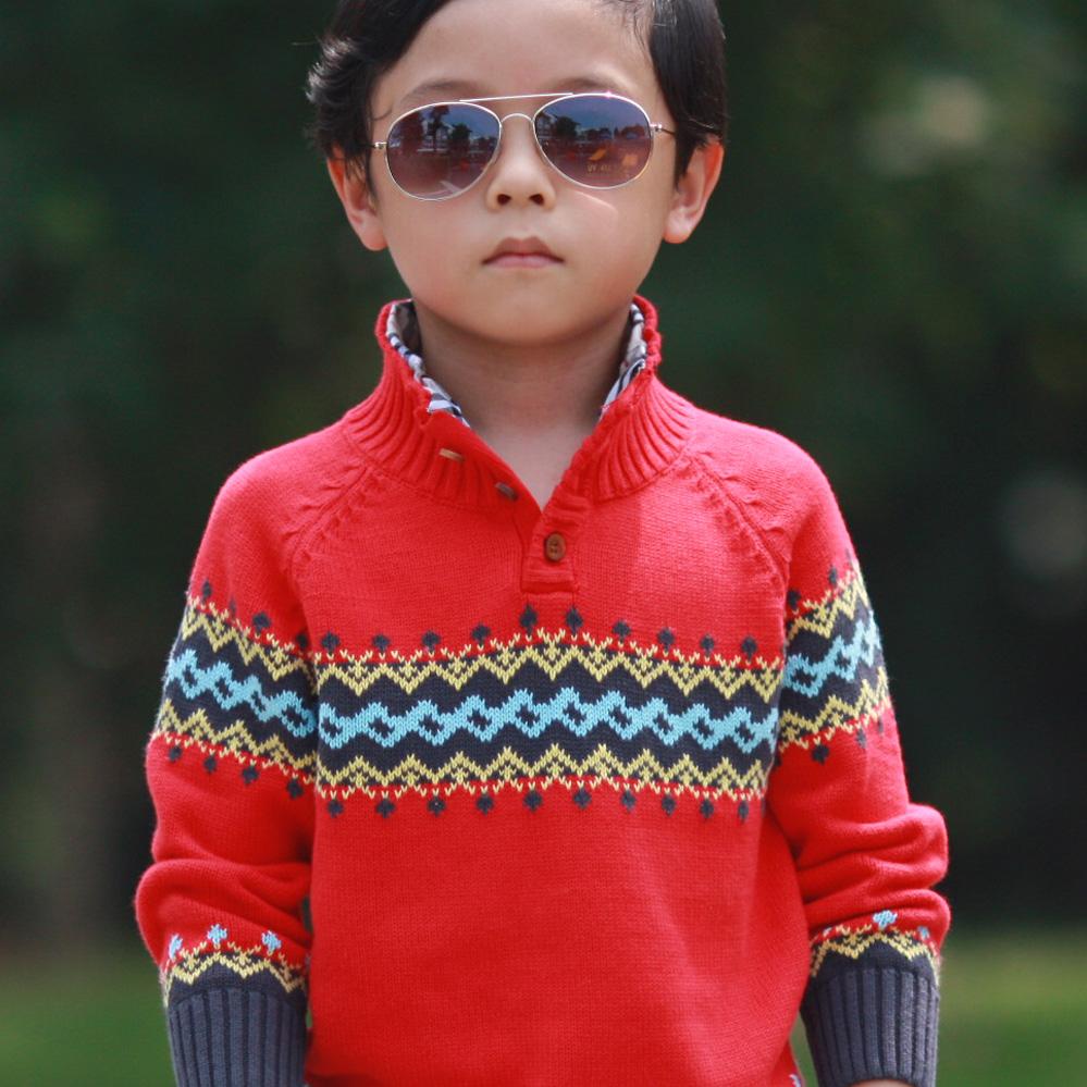 Джемпер детский 2 года вязание