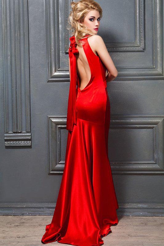 Вечерний платья в пол