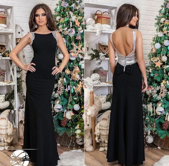 d22b18c87e6 Вечернее платье с открытой спиной (40 фото)