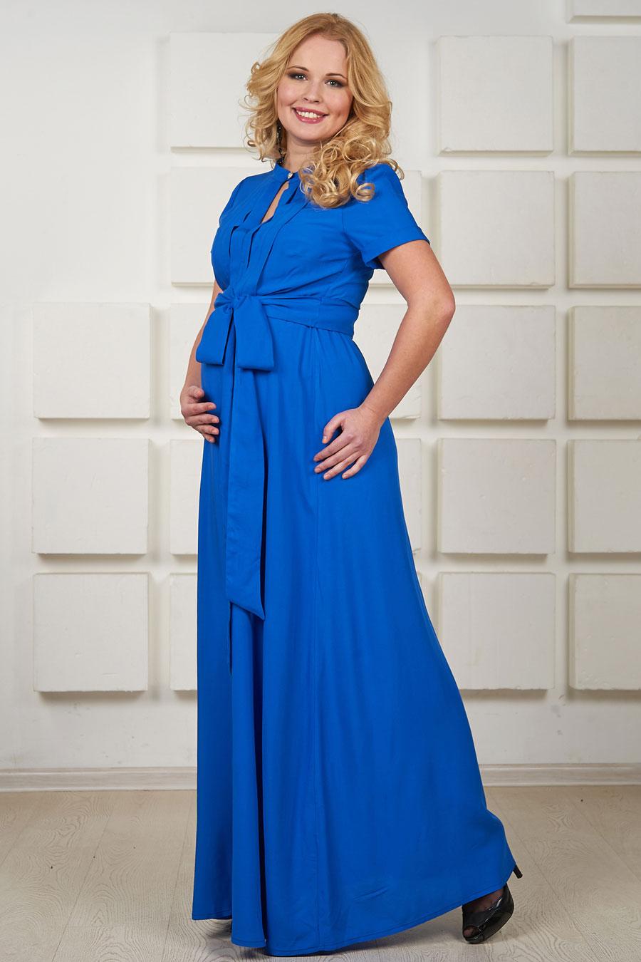 Беременное платье