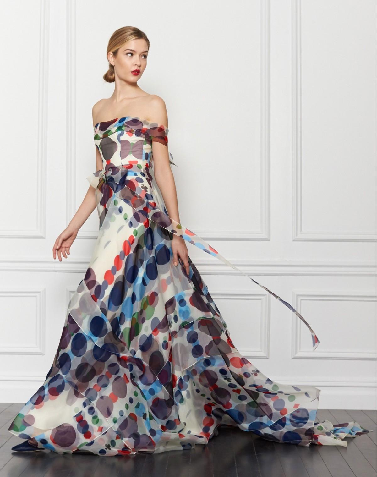Выбрать дорогое платье