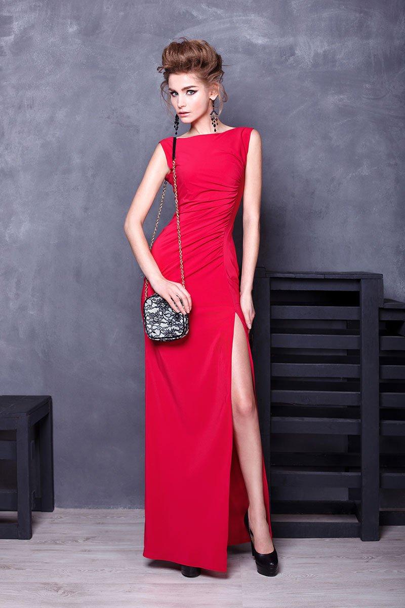 Платья по силуэту длинное
