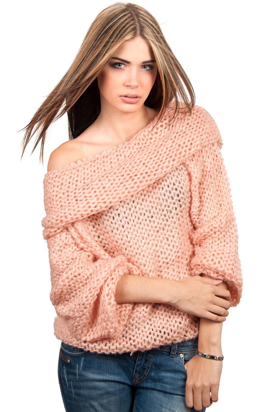 Мужской пуловер с оленями доставка