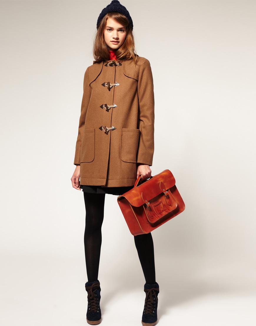 Английское пальто дафлкот новые фото