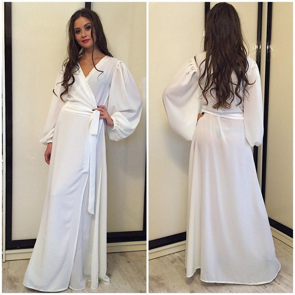 Сексуальные белые халаты