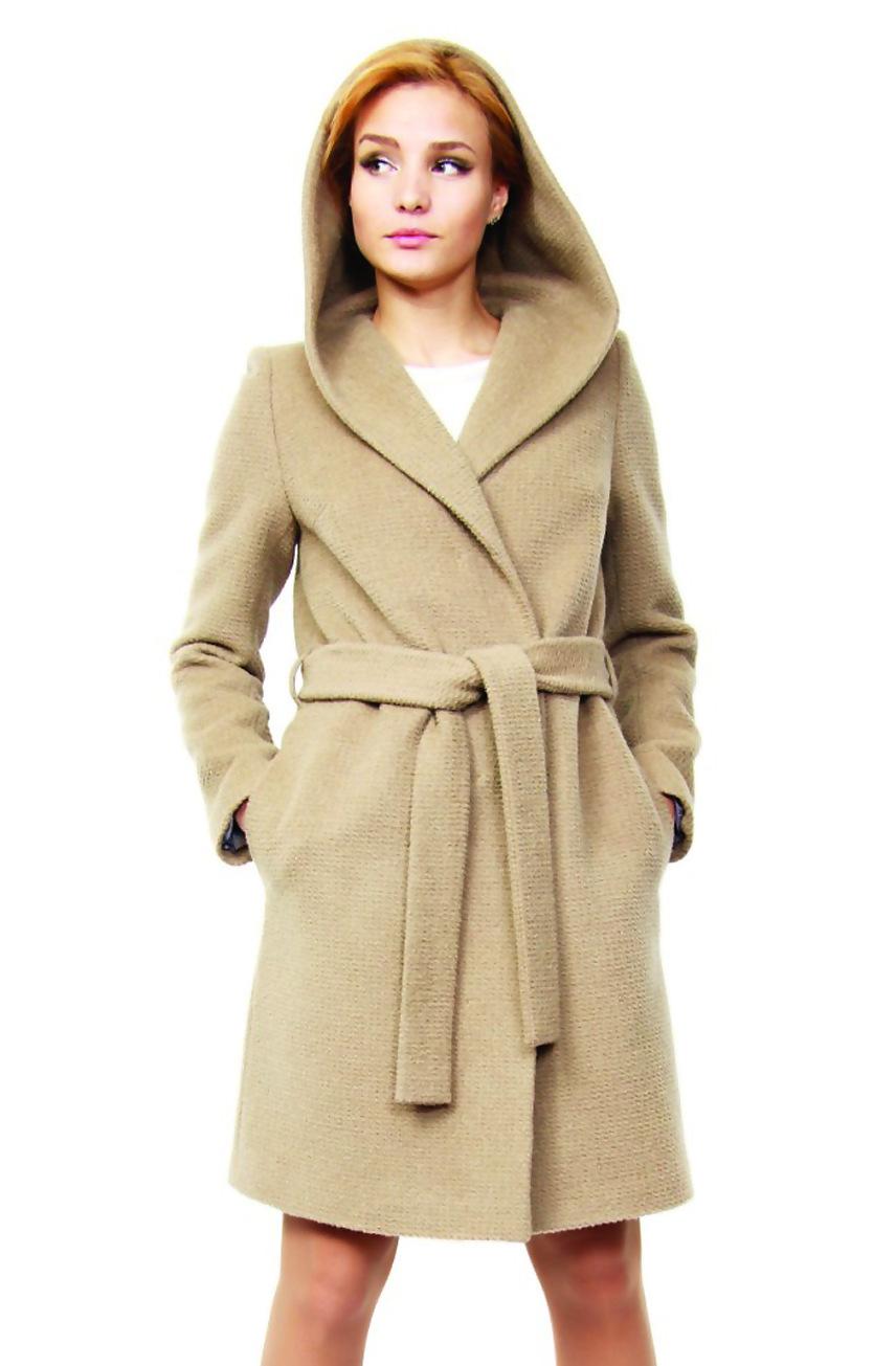 Сшить пальто с капюшоном