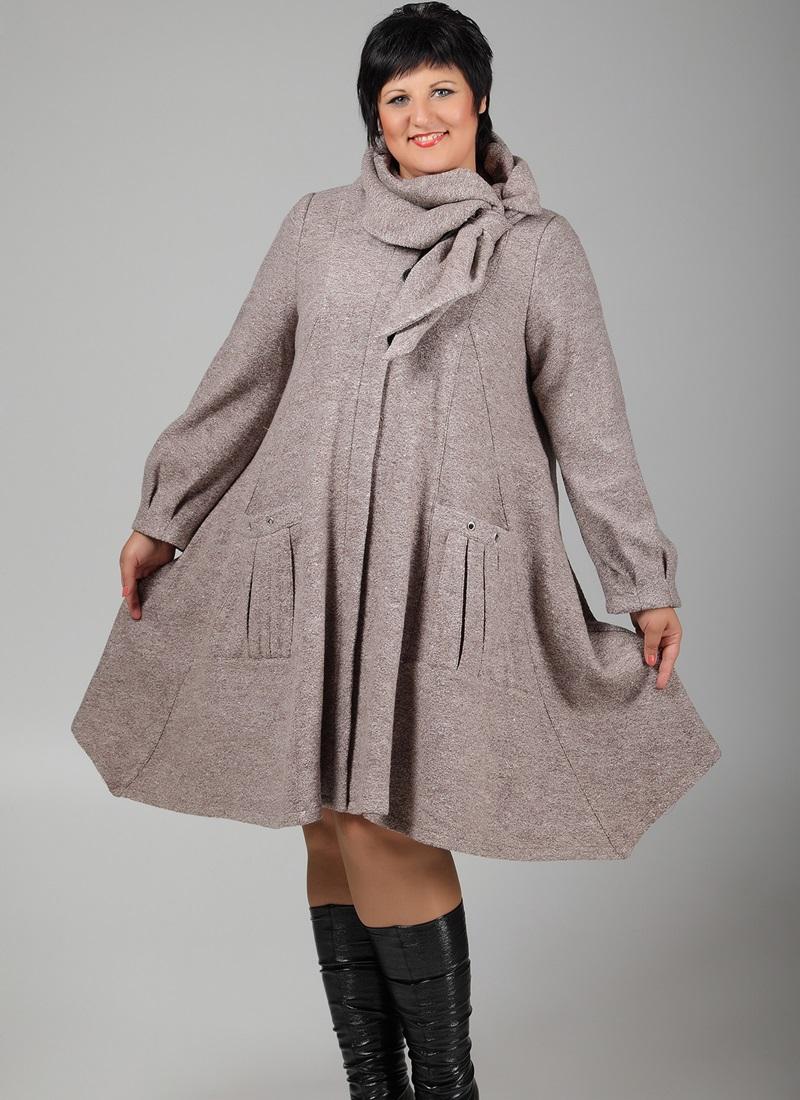 7593a385816 Демисезонное пальто для женщин после 50 лет