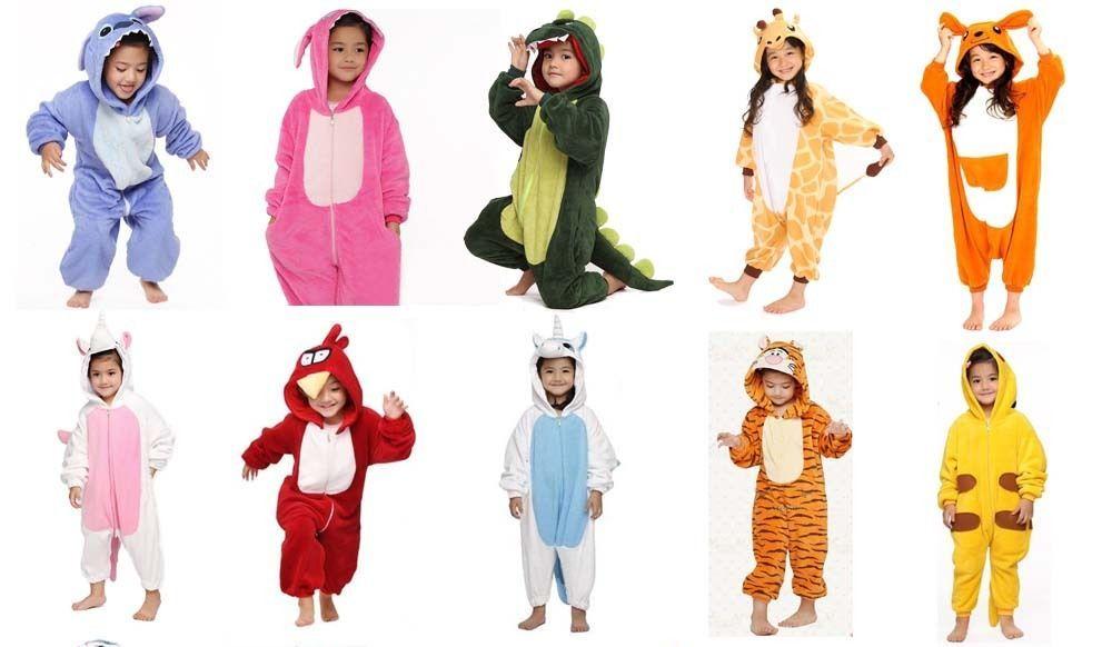 Детская пижама-комбинезон (32 фото)  для девочки 0a265c04fc827