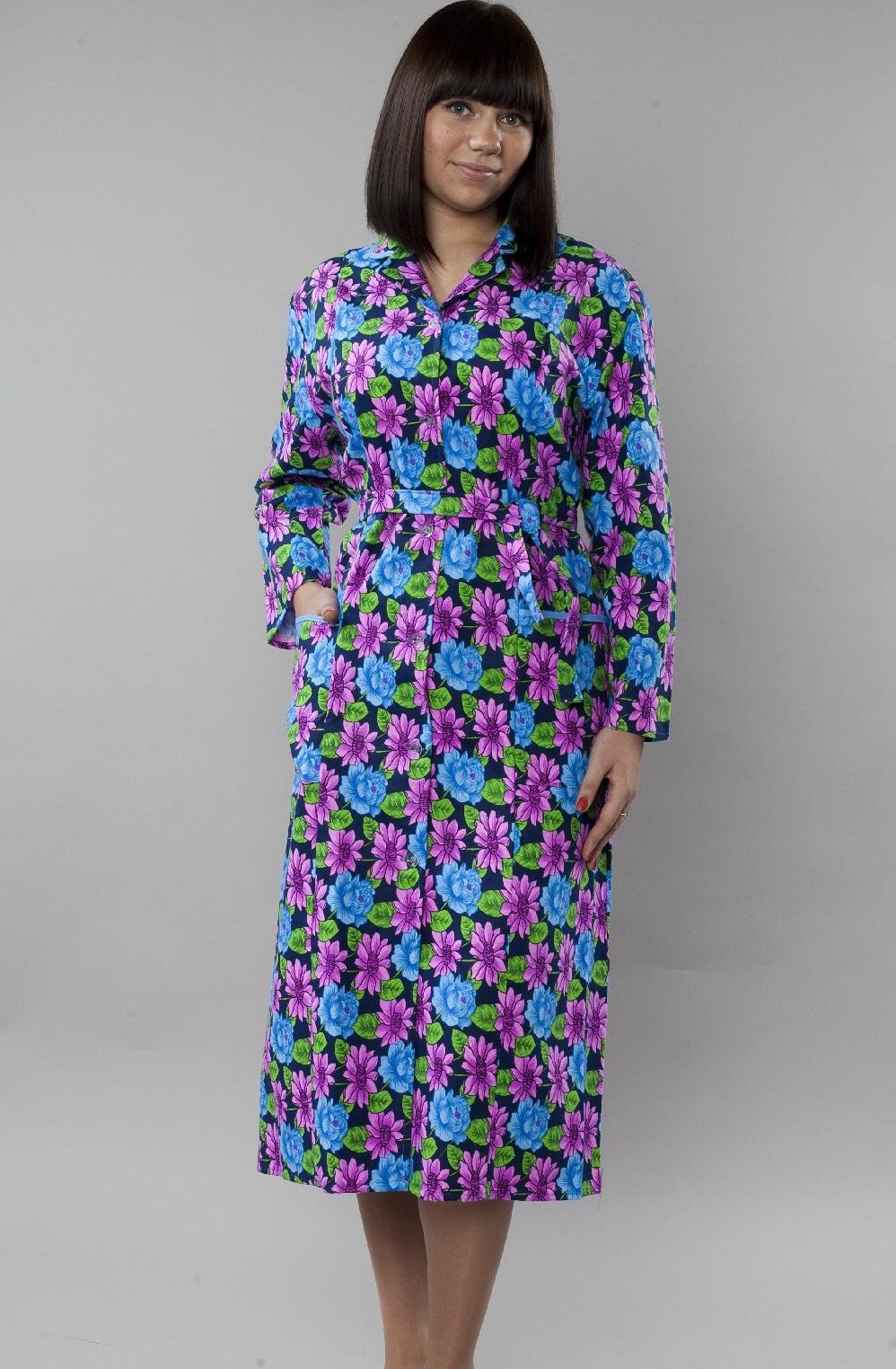b53caf619c8ed Именно женщина в красивых одеяниях, окутанная мягкостью и теплом, создает  настроение добра и согласия. Фланелевый халат может стать той самой вещью,  ...