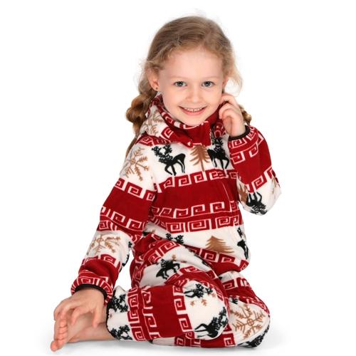 Высокие характеристики устойчивости к износу делают флис невероятно  популярным при пошиве именно детской одежды ef94282c34101