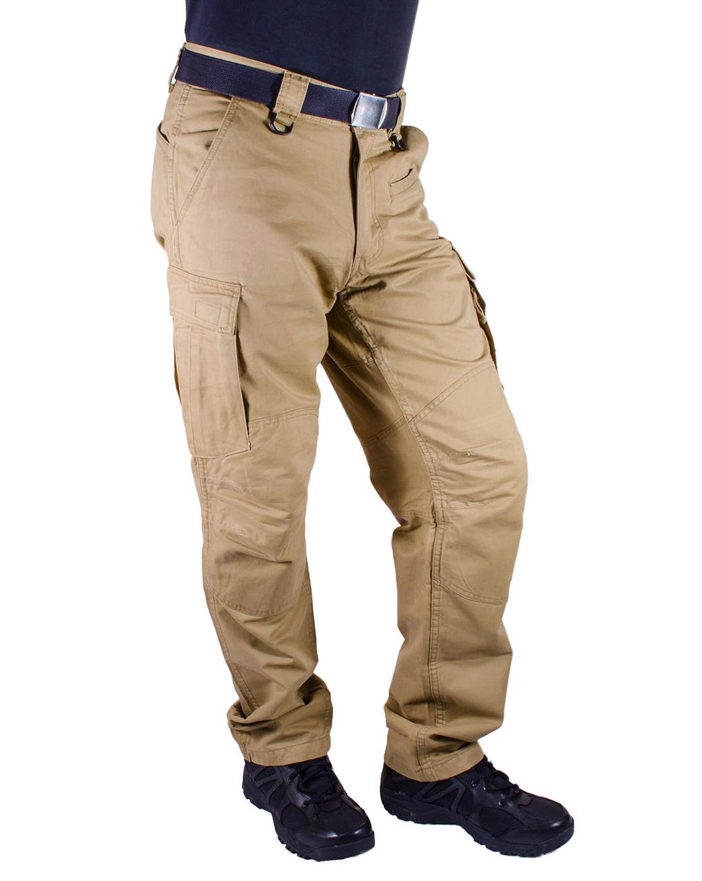 Камуфляжные брюки мужские