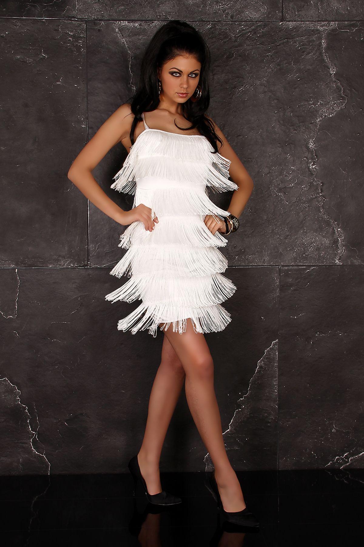 Платье С Висюльками Купить
