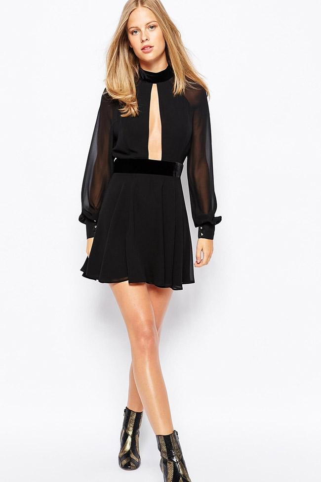 Маленькое черное платье 2017