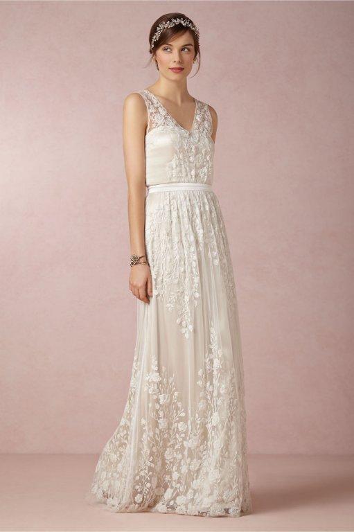 Свадебное платье легкое воздушное