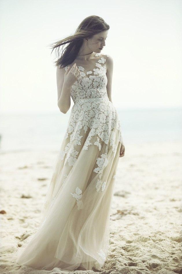 Легкие платья на свадьбу