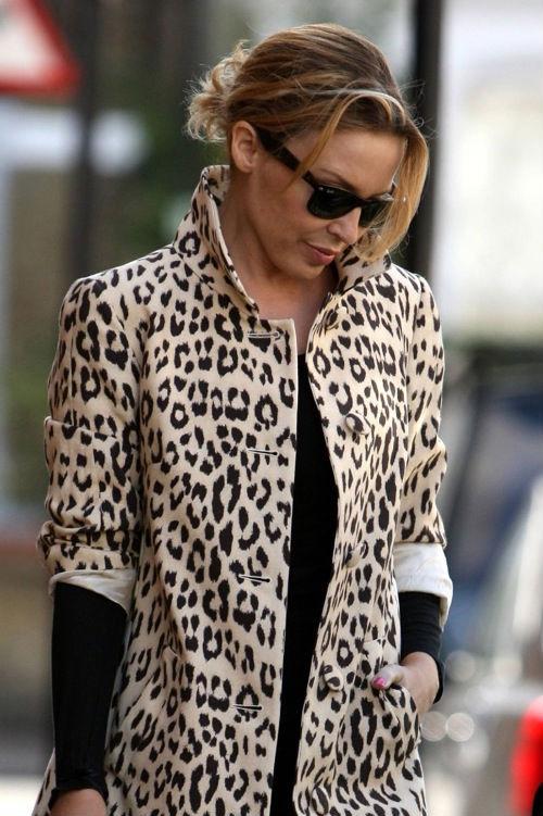 Леопардовое Пальто Купить
