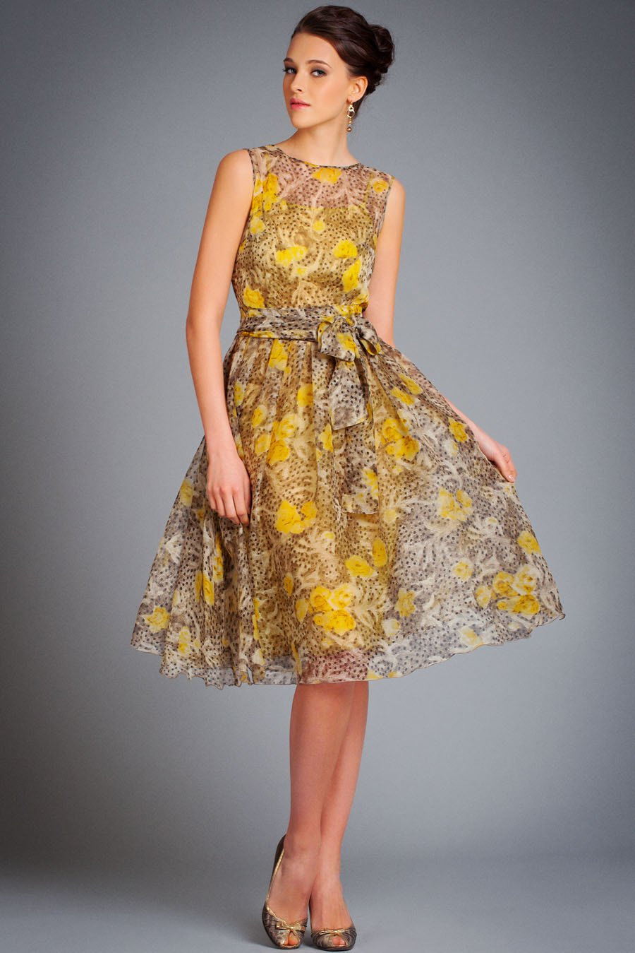 Платье Из Натурального Шелка Купить