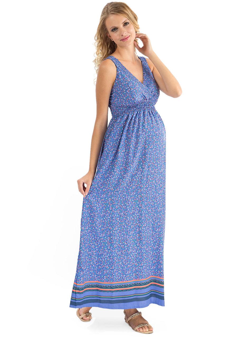 f9dc8dc8b70923 Летние сарафаны для беременных (45 фото)